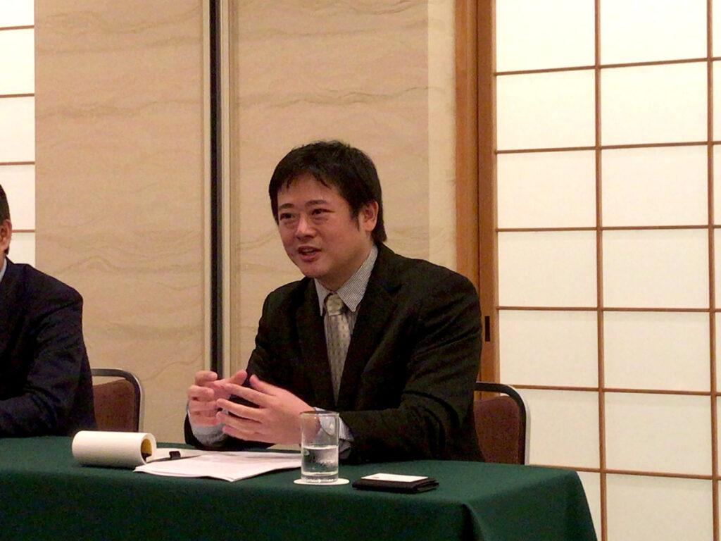 2017決算報告会/代表取締役挨拶