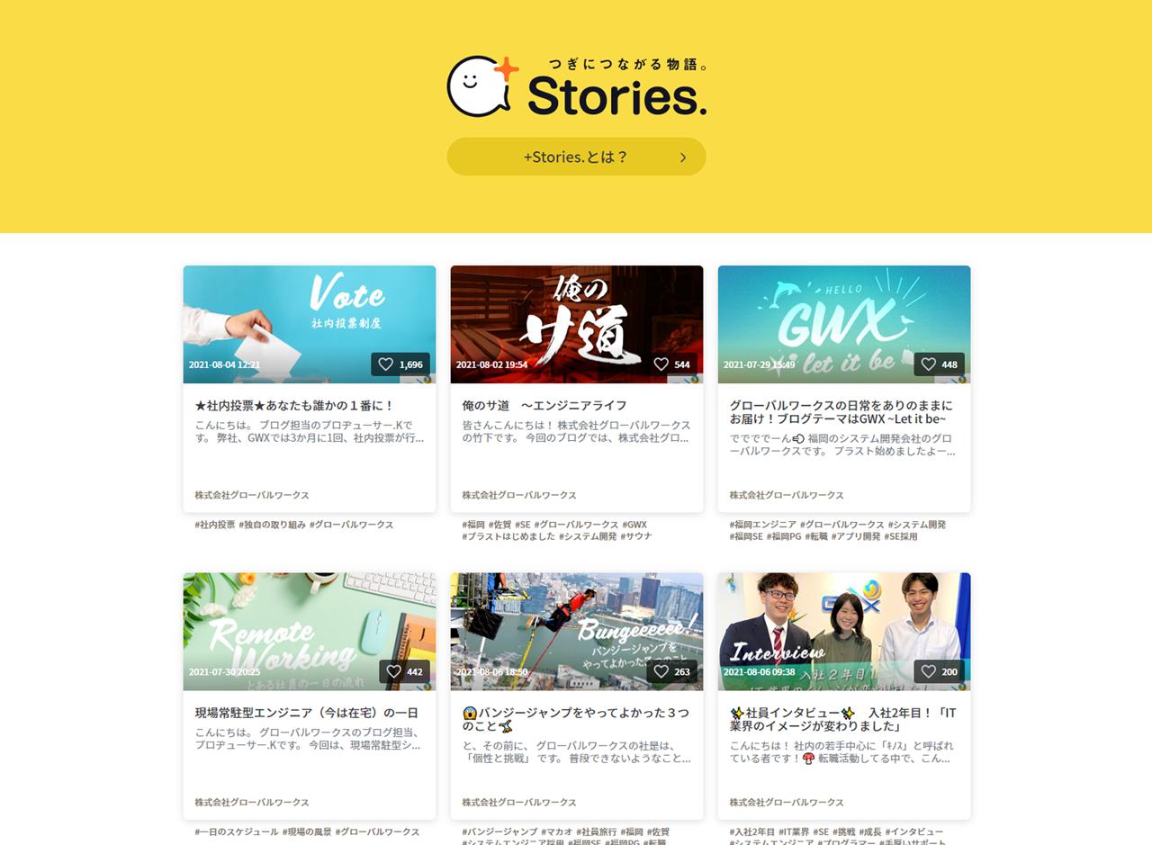 企業ブログのプラストを始めました